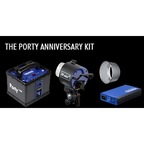 Hensel Porty L 1200 Anniversary Kit