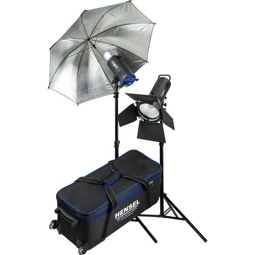 Hensel C-Light D Location Kit 2 (120VAC)