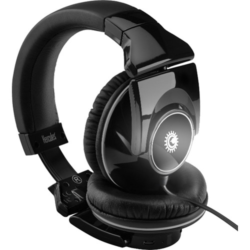 Hercules HDP DJ Light Show Headphones