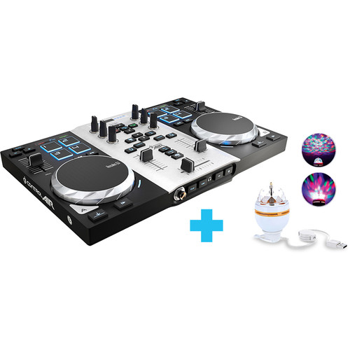 Hercules DJ Control Air Party Pack