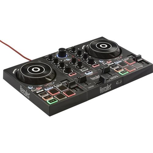 Hercules DJControl Inpulse 200 - Compact DJ Controller
