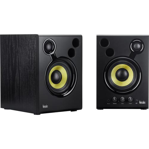 "Hercules DJMonitor 42 - 4"" Active Multimedia Speakers (Pair)"