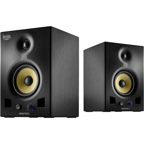Hercules Monitor 5 Loudspeakers (Pair)