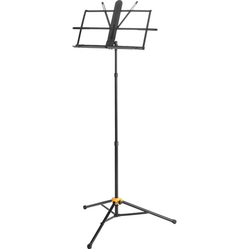 HERCULES Stands 3-Section EZ Grip Music Stand with Bag
