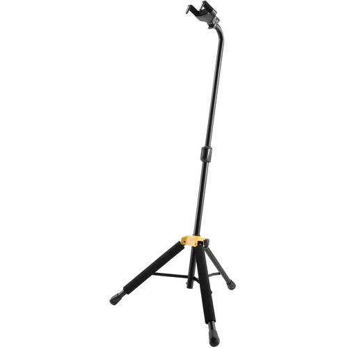 HERCULES Stands Plus Series Universal Autogrip Guitar Stand With Specially Formulated Foam Rubber on Legs