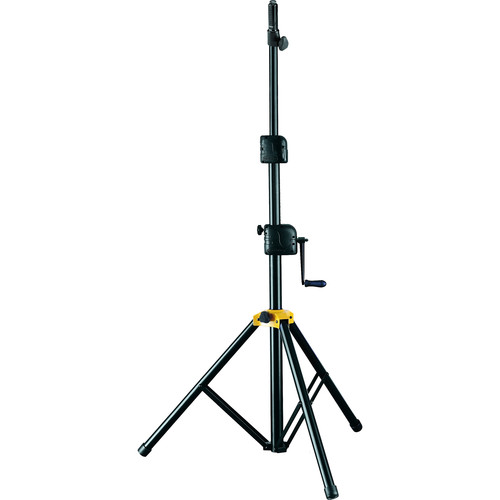 HERCULES Stands Gear Up Speaker Stand with Quick-N-EZ Adapter Pole Top