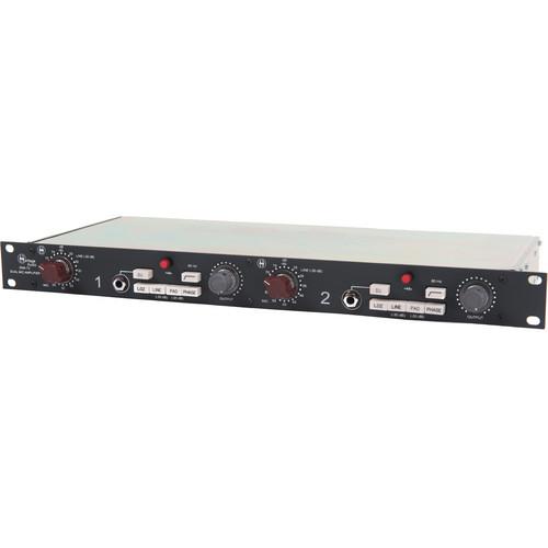 Heritage Audio DMA-73 Dual Microphone Preamplifier