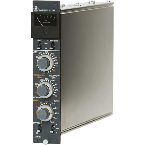 Heritage Audio 2264E Compressor and Limiter Module