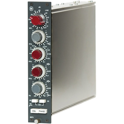 Heritage Audio 6673 Microphone Preamplifier Module