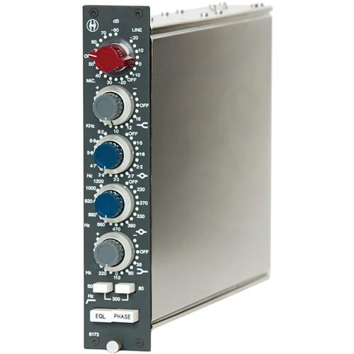 Heritage Audio 8173 Microphone Preamplifier Module