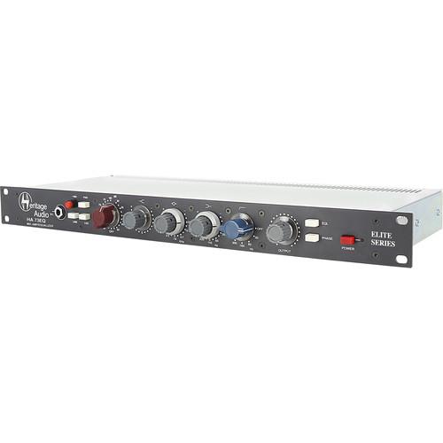 Heritage Audio HA 73EQ Mono Elite Series Microphone Preamplifier with EQ