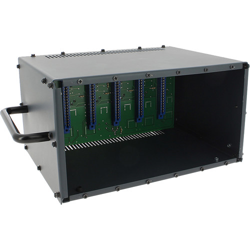 Heritage Audio OST-6 Enclosure for 500 Series Modules (6-Slot)