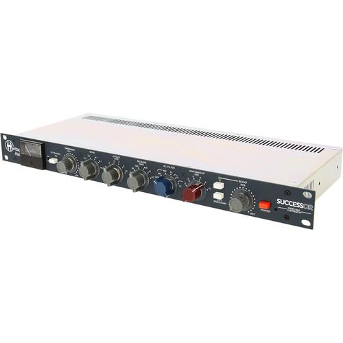 Heritage Audio Successor Stereo Bus Compressor for Pro Audio Applications