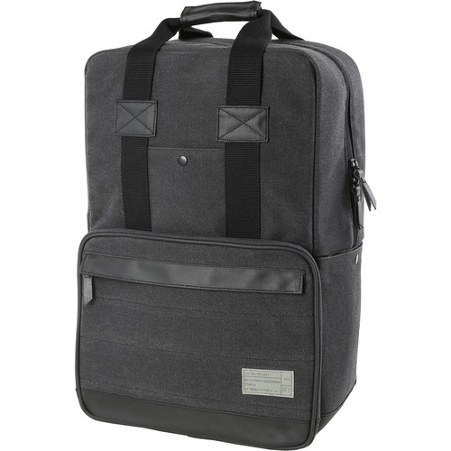 Hex Supply Convertible Backpack (Charcoal Canvas)