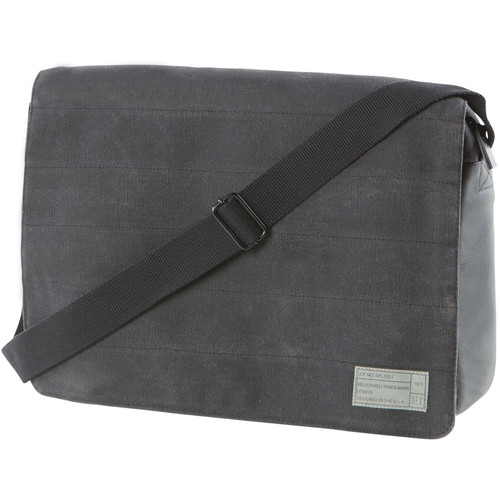 Hex Supply Messenger Bag (Charcoal Canvas)