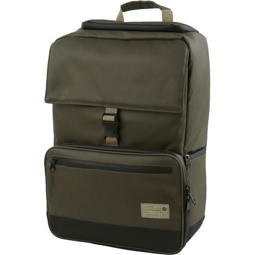 Hex Grid MediumDSLR Backpack (Olive)
