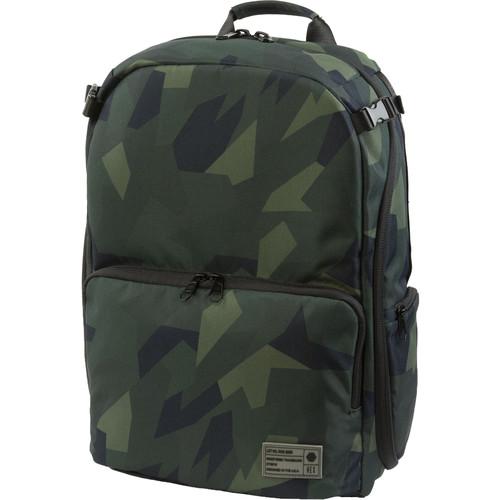 Hex Ranger Clamshell DSLR Backpack (Camo)