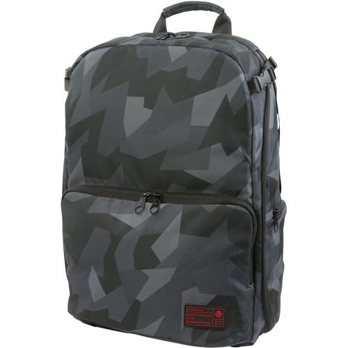 Hex Ranger Clamshell DSLR Backpack (Glacier Camo)