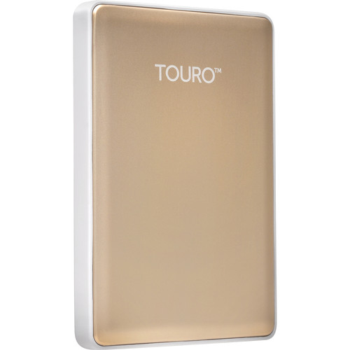 HGST Touro S 1TB 7200RPM Portable Drive