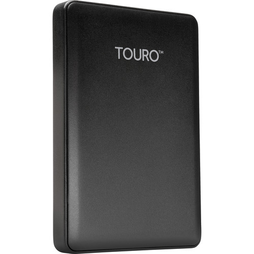 HGST Touro Mobile 1TB Portable External Hard Drive