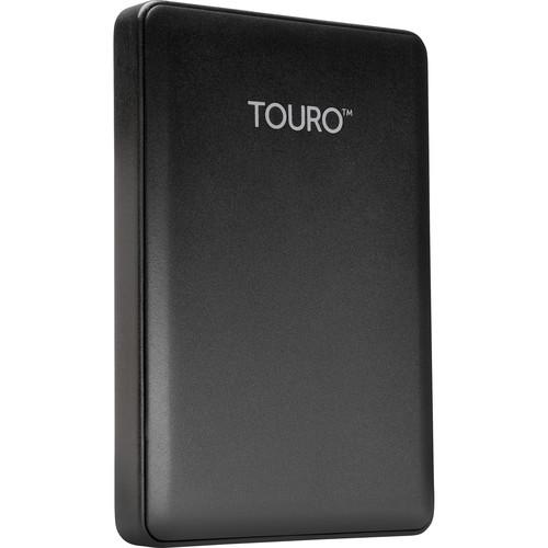 HGST Touro Mobile 1TB Portable External Hard Drive