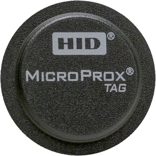 HID MicroProx Low Frequency Proximity Tag with Adhesive Back