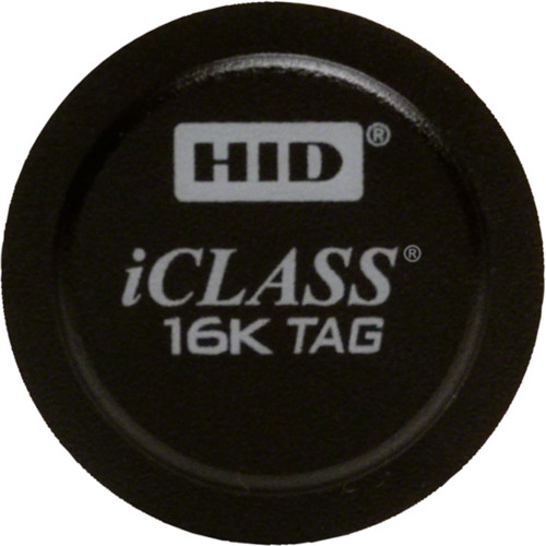 HID iClass 16 kb Contactless Smart Adhesive Tag with 2 Application Areas