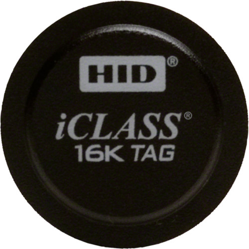 HID iClass 32 kb Contactless Smart Adhesive Tag with 2 Application Areas