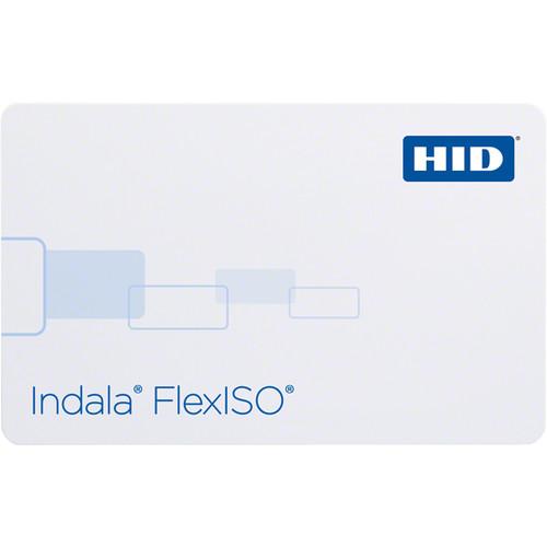 HID Indala FlexISO Imageable 125 kHz Proximity Card