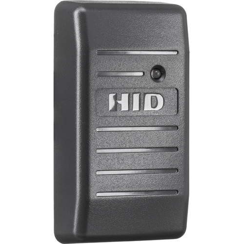 HID ProxPoint Plus 6005 HID Proximity Card Reader (Gray)