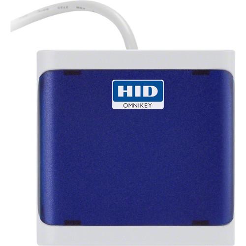 HID Omnikey 5021 Contactless Smart Card Reader (Dark Blue, FW 5.31)