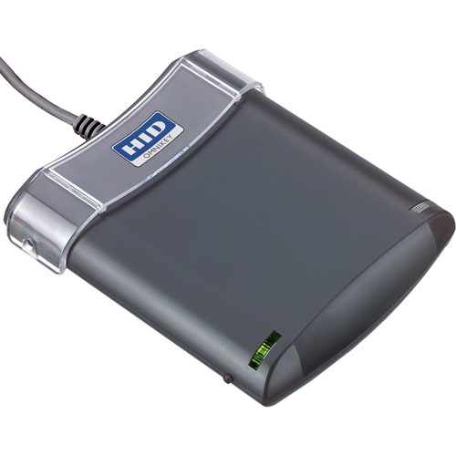 HID Omnikey 5321 Contactless Smart Card Desktop Reader with Secure Access Module