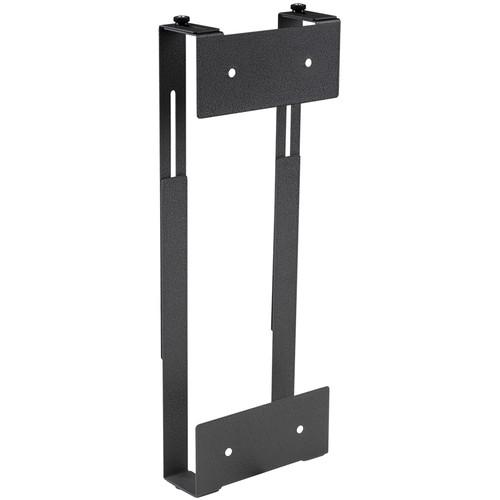 HIDEit Mounts Adjustable Wall Mount for 1 RU Networking Device