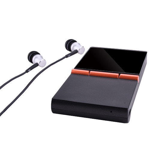 HIFIMAN HM700 Portable Music Player Kit w/ RE400B Waterline Earphones (16 GB)