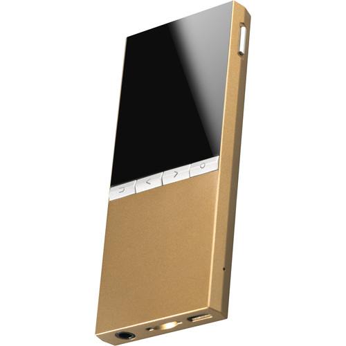 HIFIMAN MegaMini High-Res Music Player (Gold)