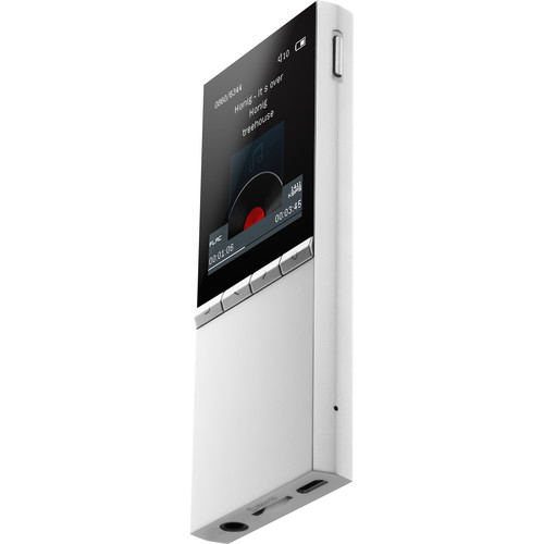HIFIMAN MegaMini High-Res Music Player (Silver)
