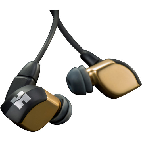 HIFIMAN RE2000 In-Ear Monitors (24kt Gold)