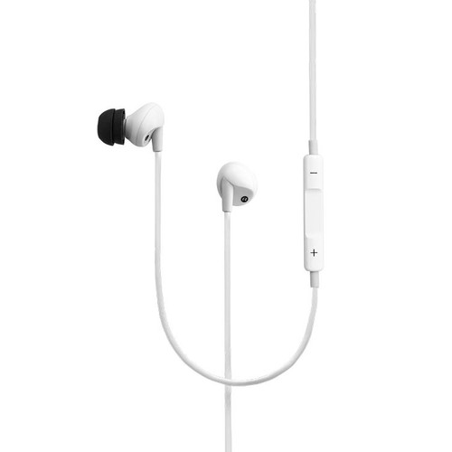 HIFIMAN RE300i InLine Control Earphones for iOS Devices (White)