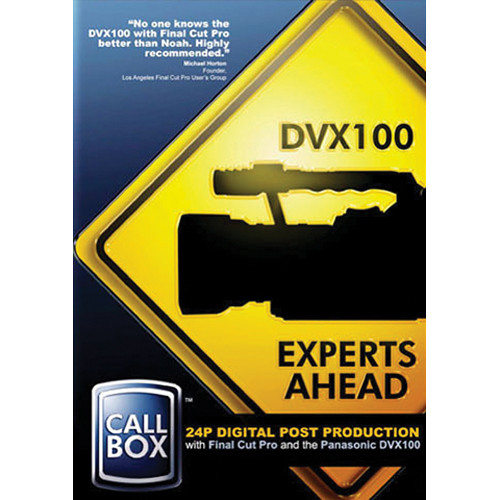 High Road Productions Training Video: 24P Post Production with Final Cut Pro 4 and the DVX100 (Download)