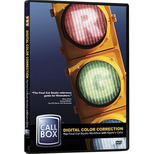 High Road Productions Training Video (Streaming On Demand): Digital Color Correction