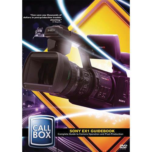 High Road Productions Training Video: Sony EX1 & EX3 Guidebook (Download)