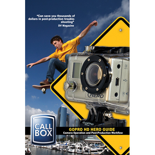 High Road Productions Training Video: GoPro HD HERO and HERO2 Guide (Download)