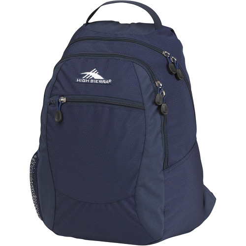 High Sierra Curve Backpack (True Navy)