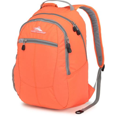 High Sierra Curve Backpack (Peach Fizz / Ash)