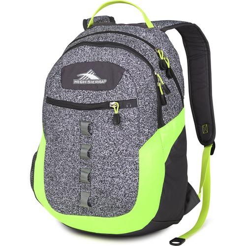 High Sierra Opie Backpack (Static / Zest / Mercury)