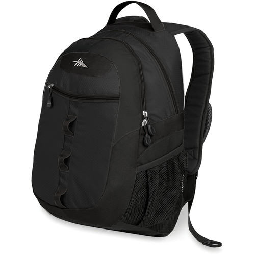 High Sierra Opie Backpack (Black)