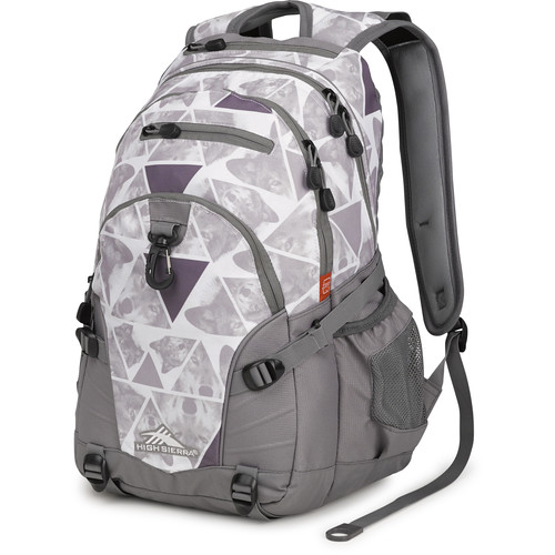 High Sierra Loop Backpack (Wolf Pack / Charcoal)