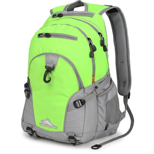 High Sierra Loop Backpack (Lime / Ash)