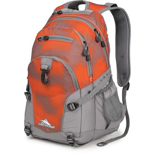 High Sierra Loop Backpack (Hyper Dots / Charcoal)