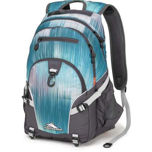 High Sierra Loop Backpack (Haze / Mercury / Silver)